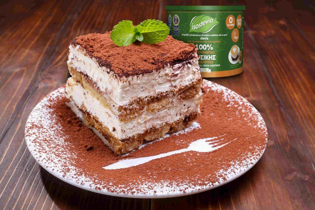 tiramisou sweet isostevia